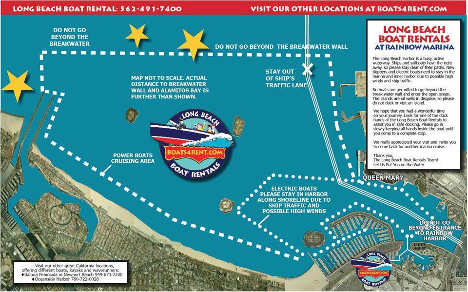 Long Beach Boats4rent