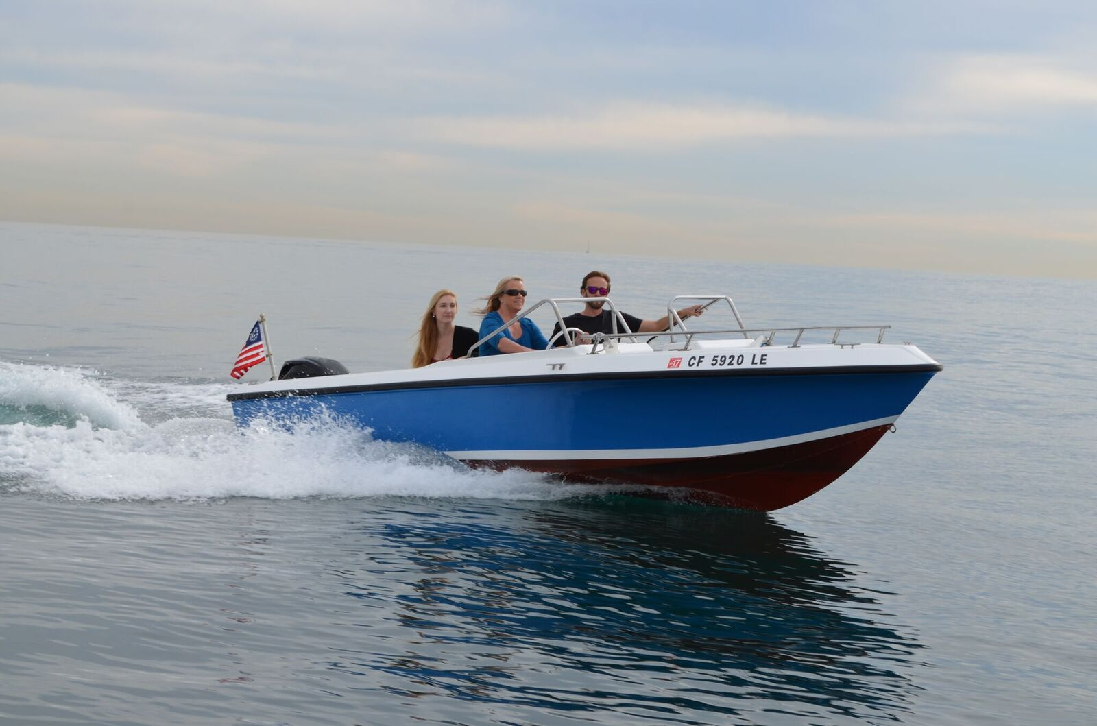Bay Boat Rentals Long Beach