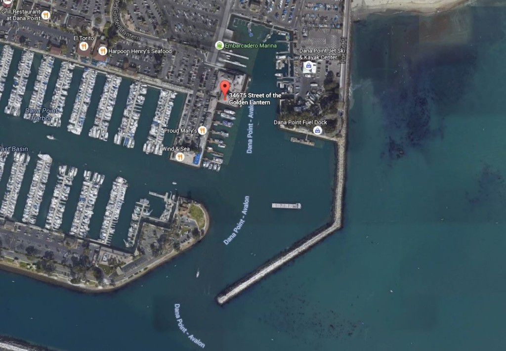 Dana point boats4rent for Dana point harbor fishing