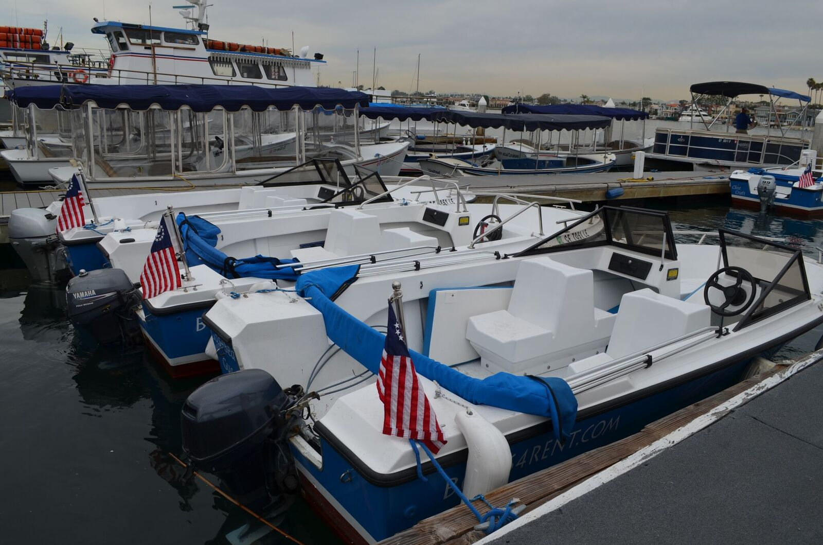 Newport Beach Harbor Boat Rental The Best Beaches In The