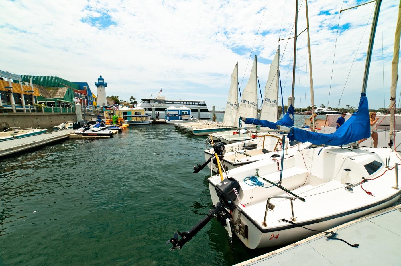 Village Boat Rentals Newport Beach Ca